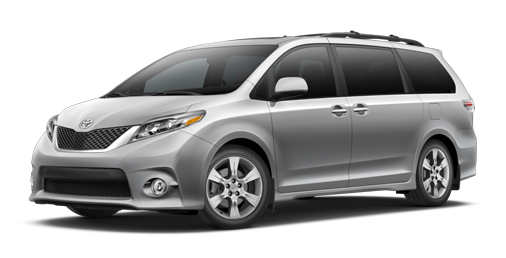 2018 Sienna LE FWD Lease Offer