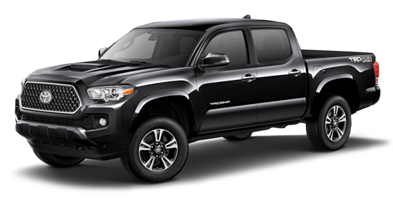 2019 Tacoma SR5 4X4 Double Cab Lease Offer