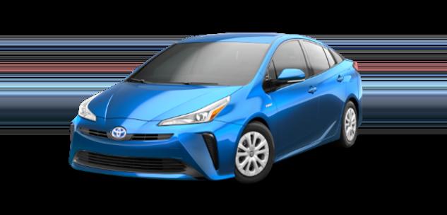 2020 Toyota Prius Hybrid sedan