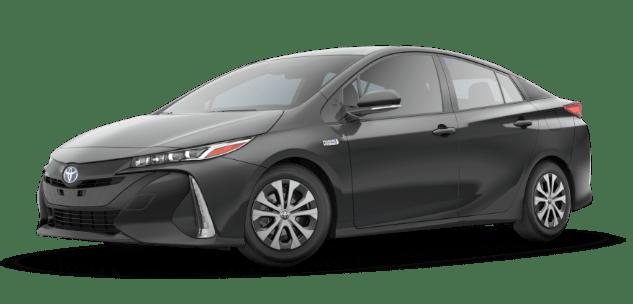 2020 Toyota Prius Prime Plug-In