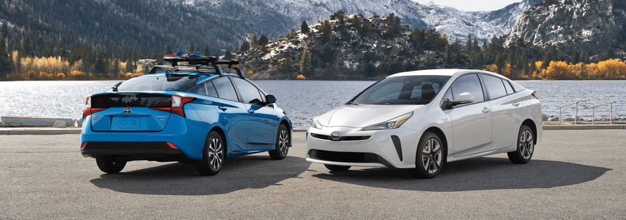 2020 Toyota Prius Hybrid