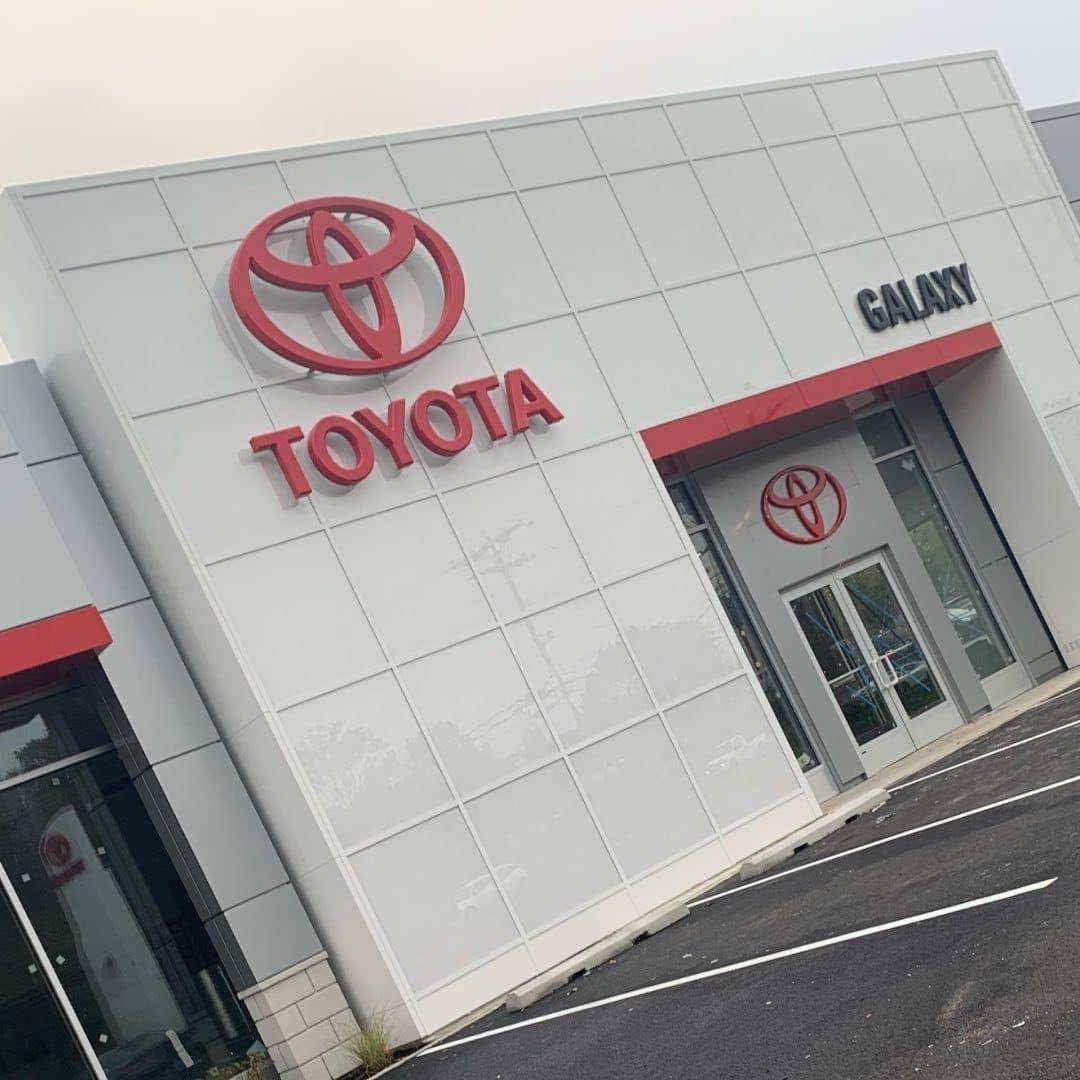 Galaxy Toyota