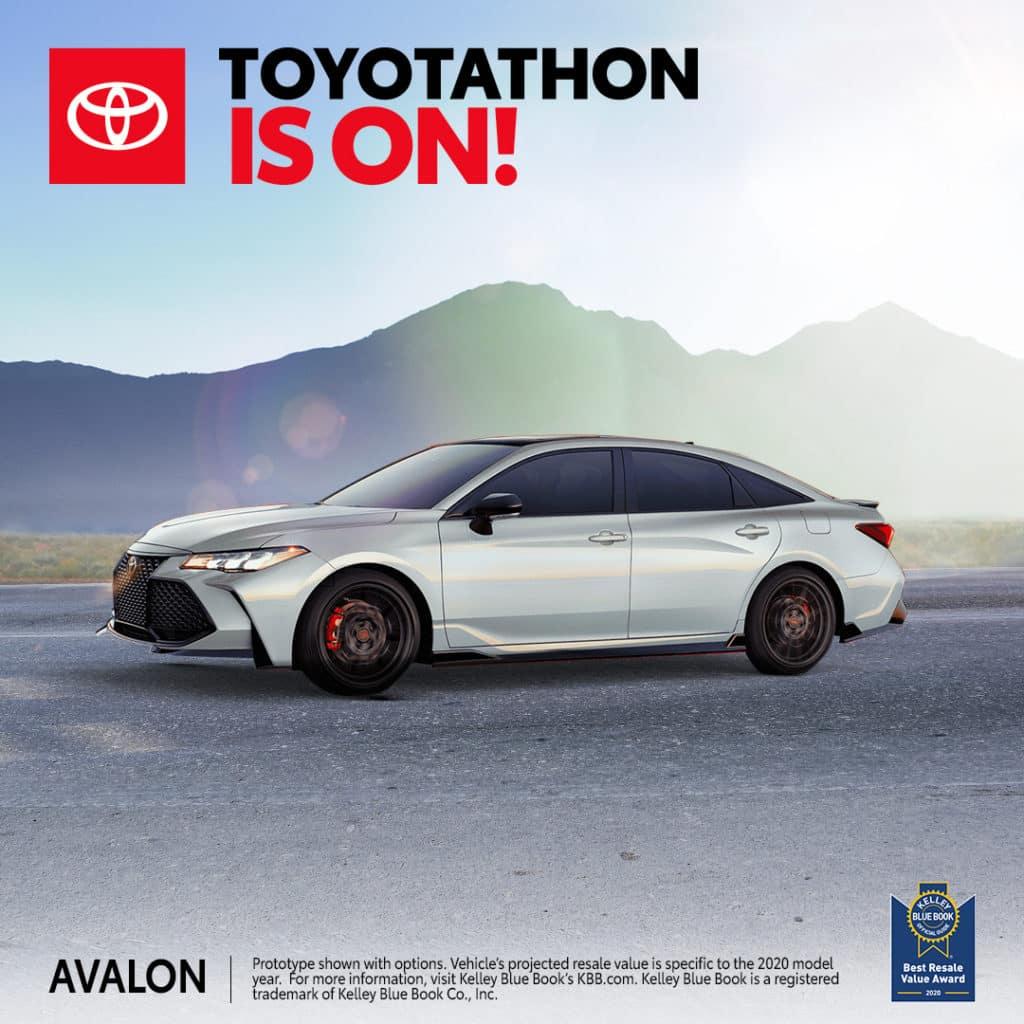 New 2020 Toyota Avalon & Avalon Hybrid