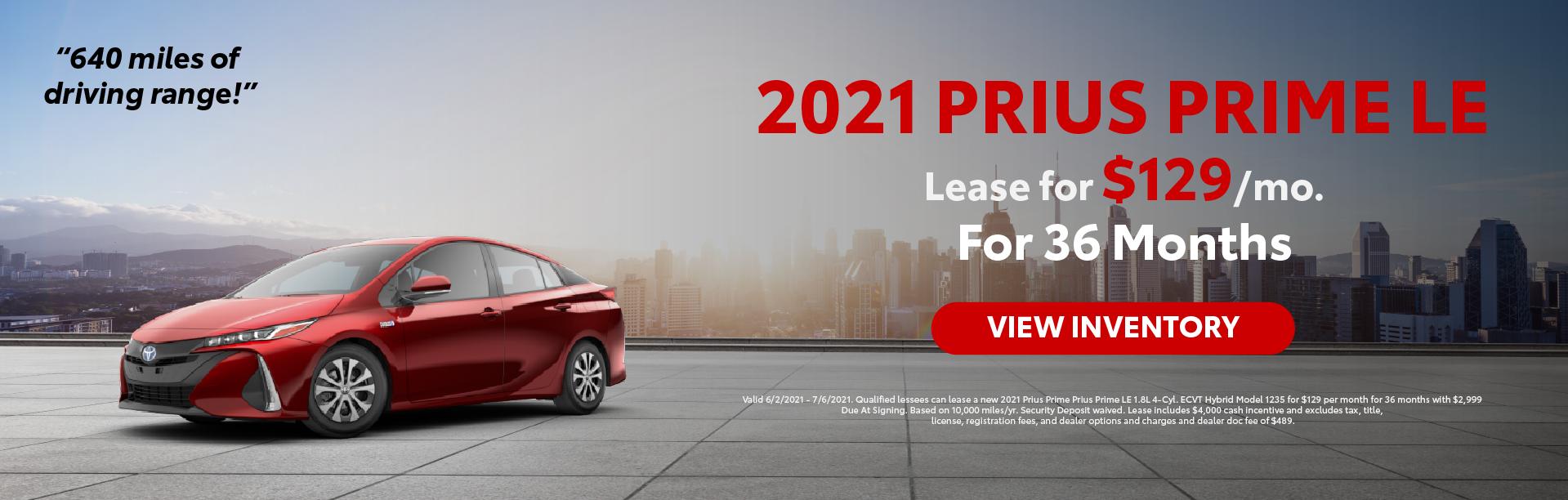 Prius Prime Lease-2