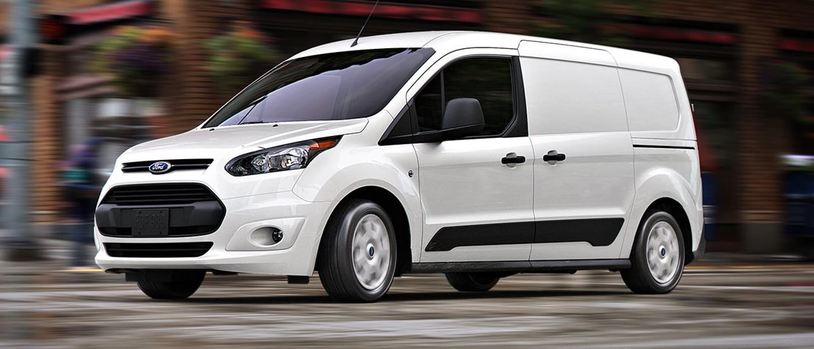 2016 Ford Transit Connect driving