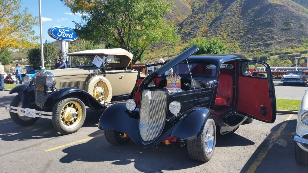 Classic Car Show Glenwood Springs Ford - Any car shows near me