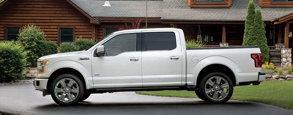 Glenwood Springs Ford >> All Six of the 2016 Ford F-150 Trim Levels Define Excellence