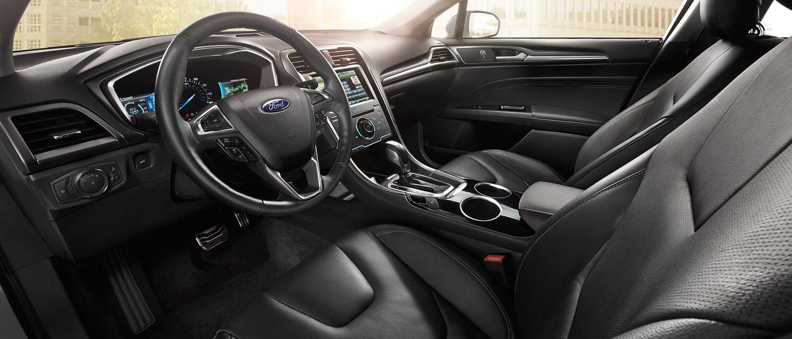 2016 Ford Fusion Interior ...