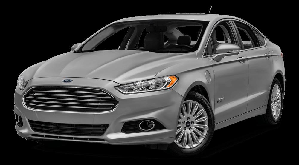 2016 Ford Fusion Silver