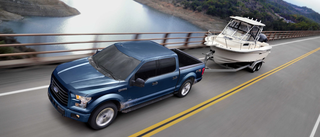 2017 Ford F-150 Towing