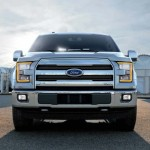 2017 Ford F-150 Grill