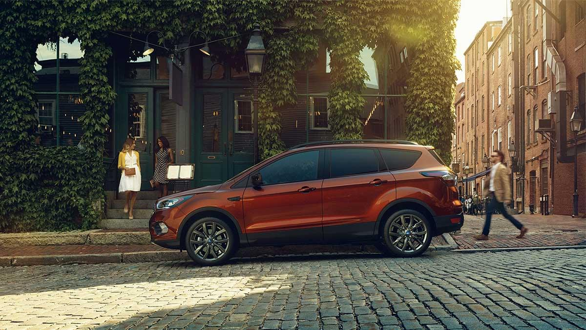 2017 Ford Escape Gallery 3