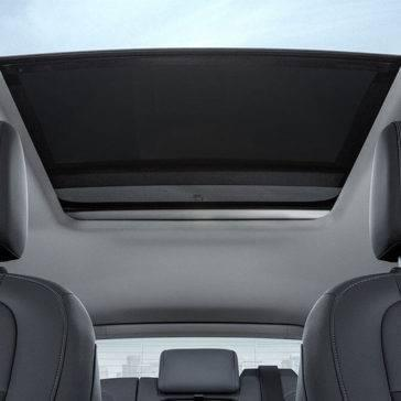2017 Ford Escape sunroof