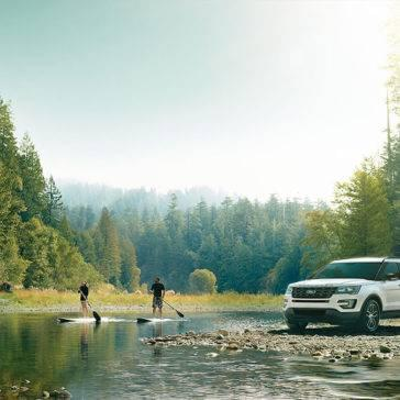 2017 Ford Explorer Gallery 2