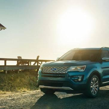 2017 Ford Explorer Gallery 4