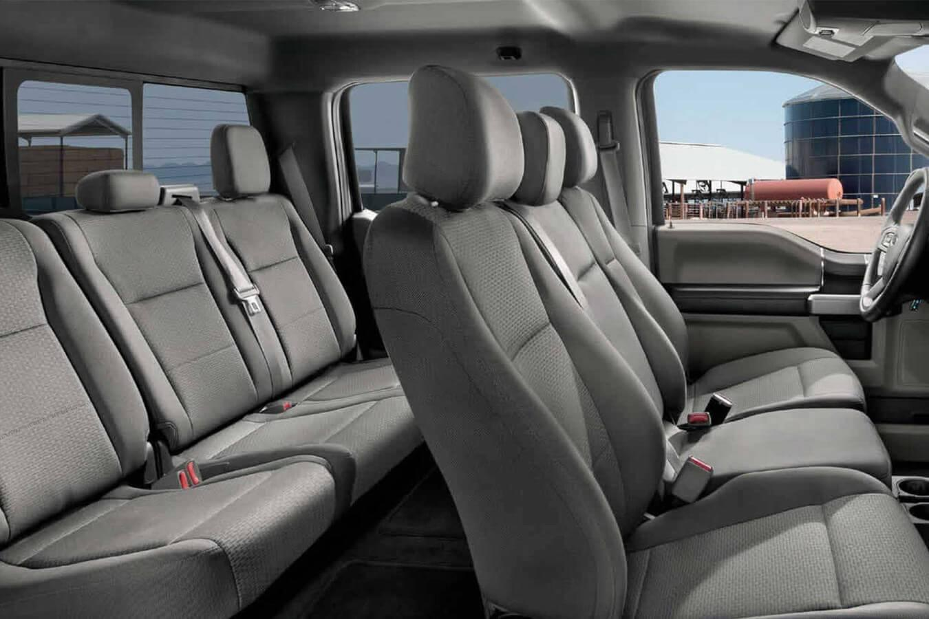 Nissan Columbus Ohio >> 2017 Ford F 150 Xlt Interior | Decoratingspecial.com