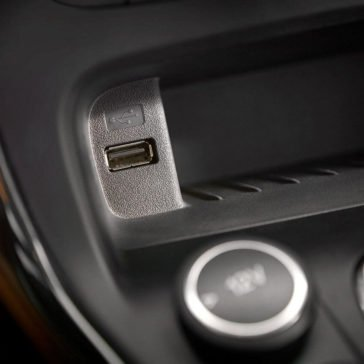 2017 Ford Focus USB Port Gallery 8