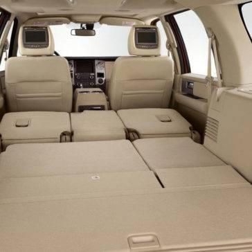 2017 Ford Expedition EL Interior Gallery 7