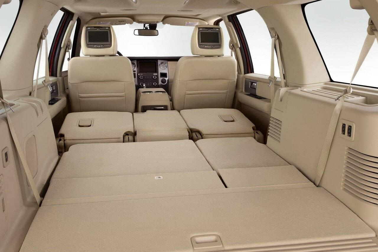 Ford Expedition El Interior Gallery