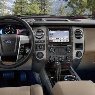 2017 Ford Expedition Limited Interior Gallery 5