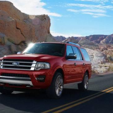 2017 Ford Expedition Platinum Exterior Gallery 1