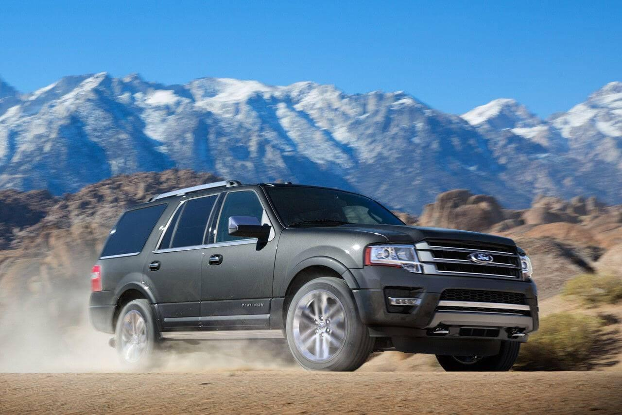 2017 Ford Expedition Platinum Exterior Gallery 2