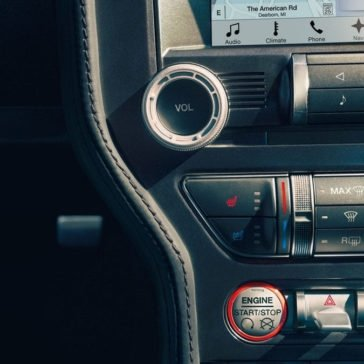 2017 Ford Mustang Interior Gallery 6