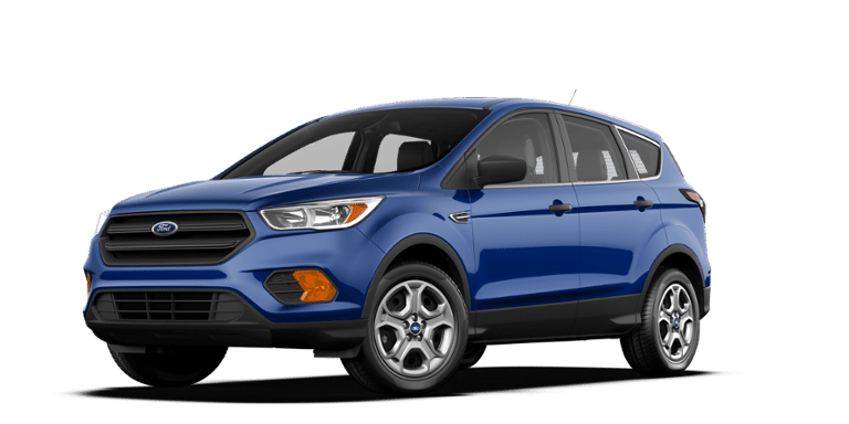 2017 Ford Escape S Trim