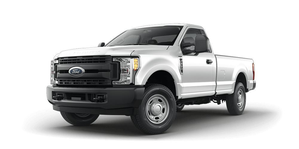 2017 Super Duty F-250 XL Oxford White