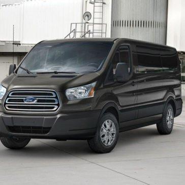 Ford Transit Passenger Wagon