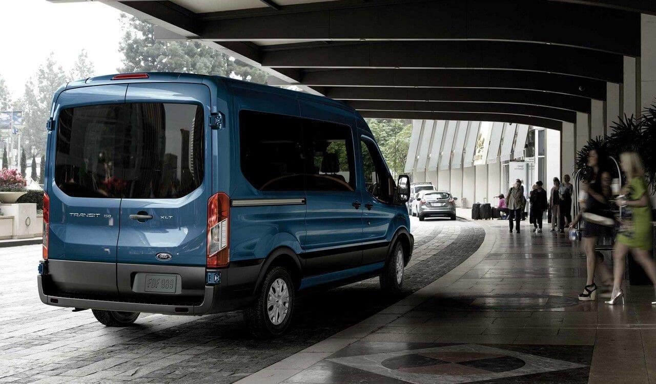 Ford Transit XLT Passenger Wagon
