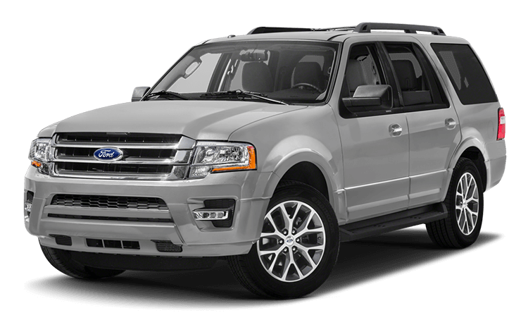 2017 Ford Expedition Silver