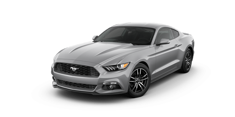 Ecoboost<sup>®</sup> Fastback