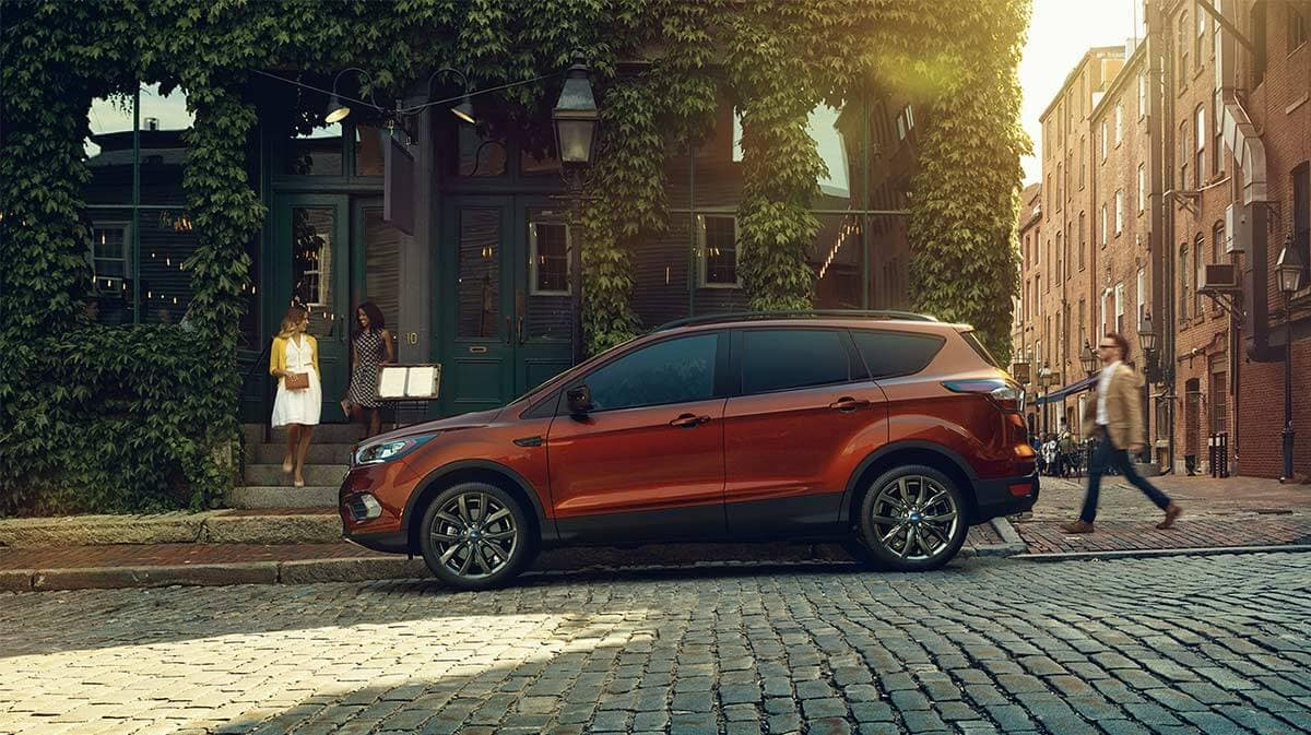 2018 Ford Escape profile