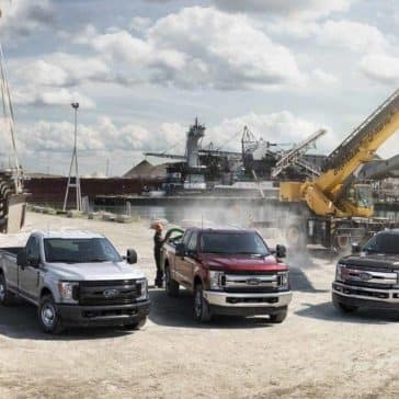 2018 Super Duty line up