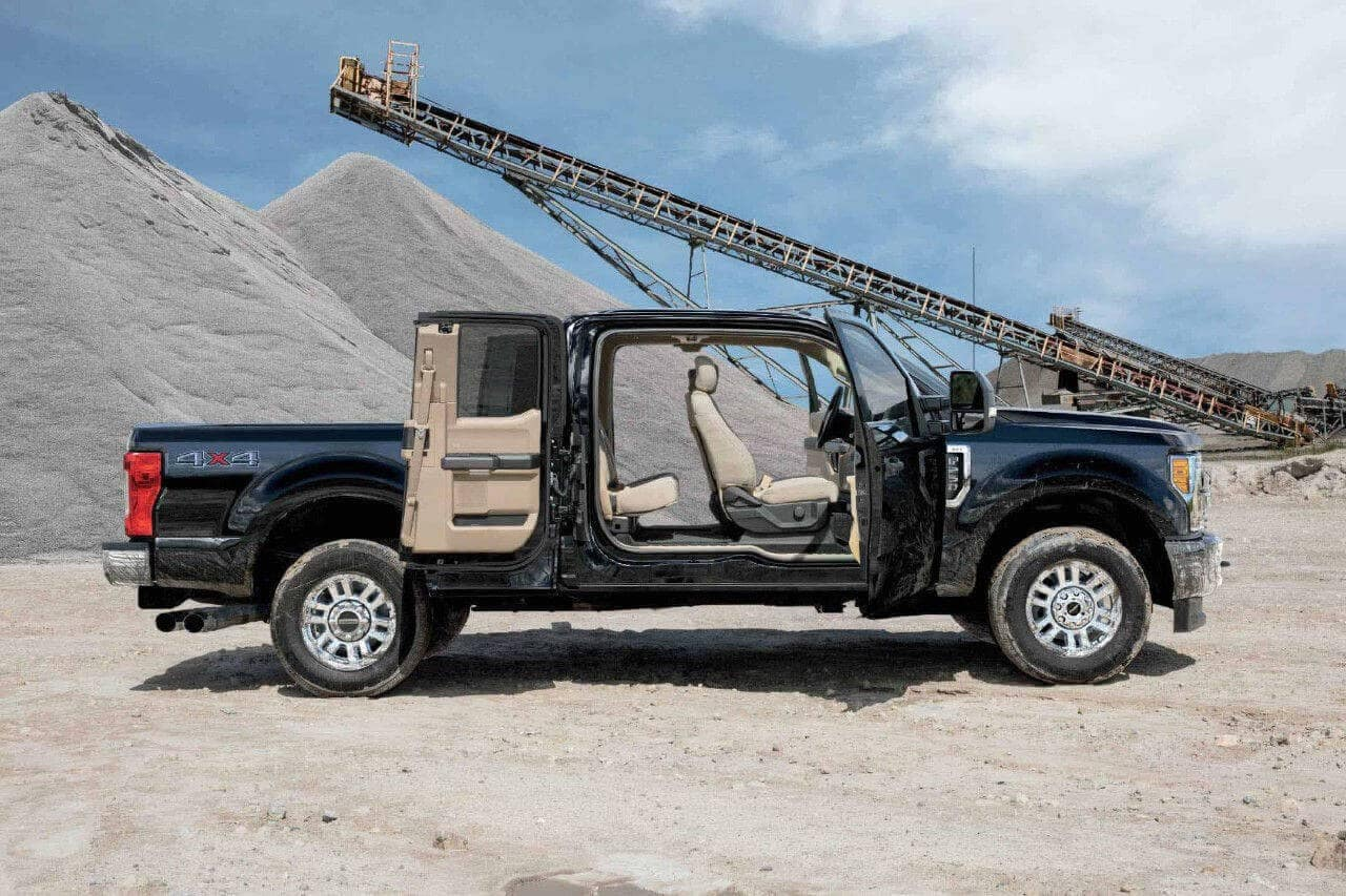 2018 Super Duty xlt supercab