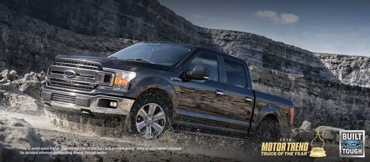 2018 Ford F-150 named Motor Trends Truck of the Year