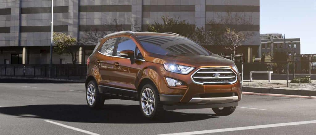 What Is The Price Of The Ford Ecosport