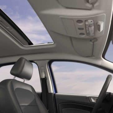 2018 Ford EcoSport sunroof
