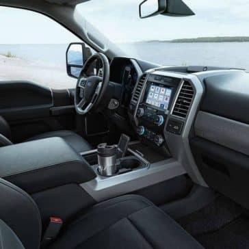 2019 Ford Super Duty Lariat Interior