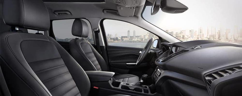 2018 Ford Escape front seats