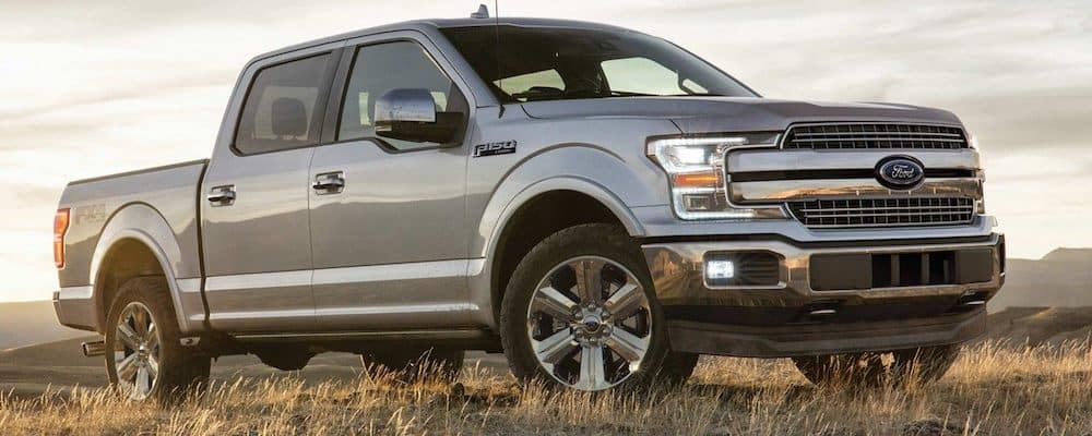 2019 Ford F-150 Lariat SuperCrew in Ingot Silver