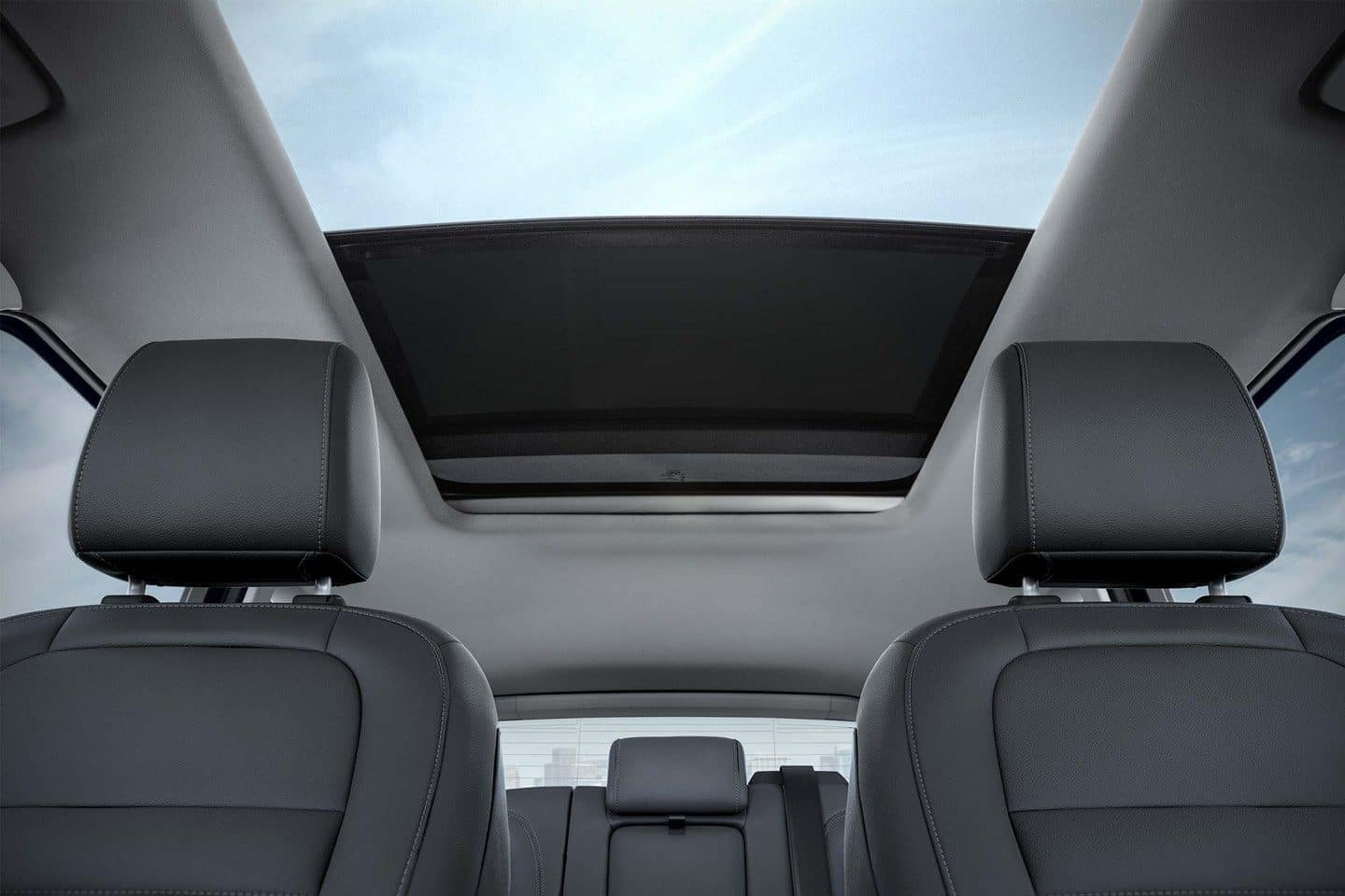 2019 Ford Escape Seats and Moonroof