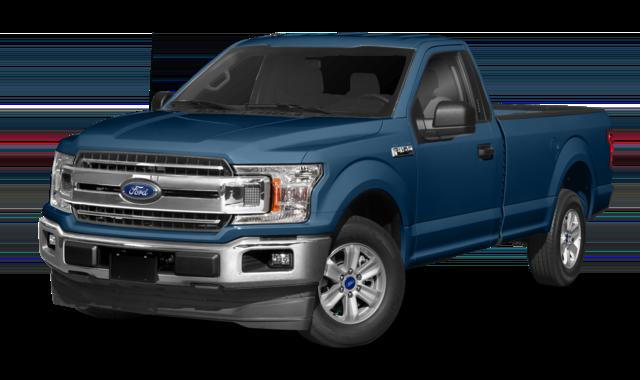Blue 2019 Ford F-150 thumbnail