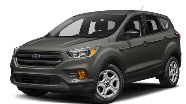 Gray 2019 Ford Escape thumbnail