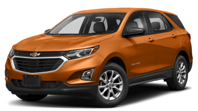 Orange 2019 Chevy Equinox thumbnail