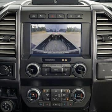 2020 Ford Super Duty Camera