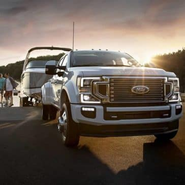 2020 Ford Super Duty Grill