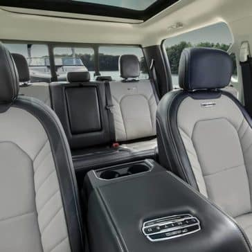 2020 Ford Super Duty Seating