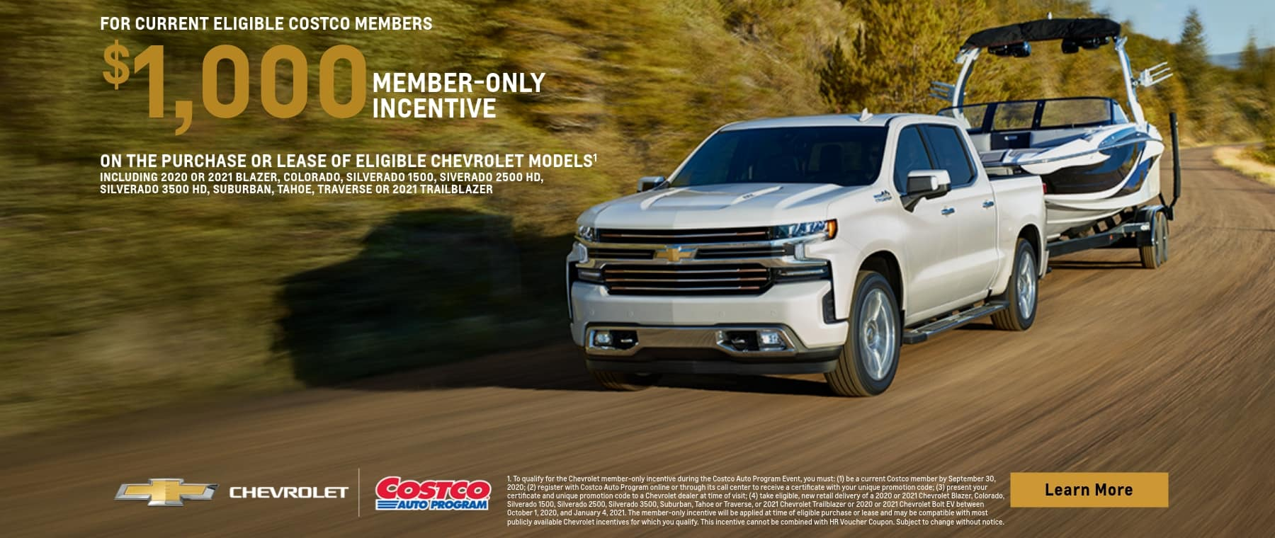 Click here to learn more about Costco Incentive Program